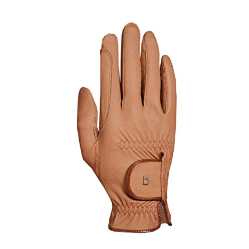 Roeckl Handschuhe GmbH & Co. Roeck-Grip Handschuh Caramel - 7,5