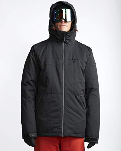 BILLABONG All Day Snow Jacket, Hombre, Black, M