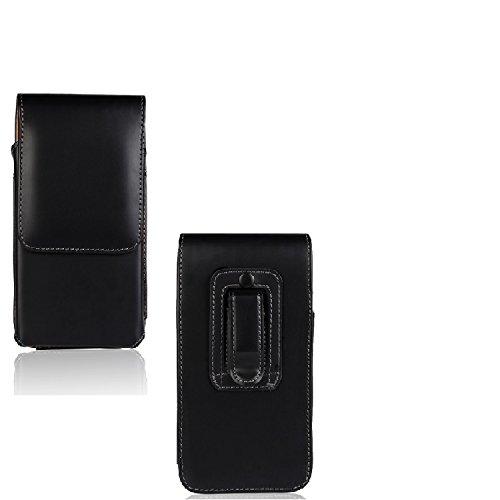 K-S-Trade Gürteltasche Kompatibel Mit Cyrus cm 16 Schutzhülle Mit Magnetverschluss Holster In Schwarz