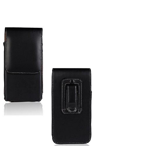 K-S-Trade® Für Archos, Wiko, Samsung, HTC, Huawei, Apple, Sony, Ruggear, Alcatel, Allview, Sharp, Lenovo, Nokia, Vestel Gürtel Tasche Gürteltasche Schutzhülle Handy Tasche Schutz Hülle