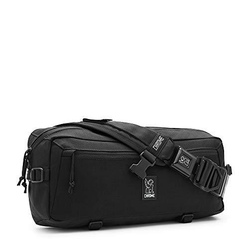 Chrome Industries Kadet Nylon Messenger Crossbody Sling Bag 9 Liter Buckle Black
