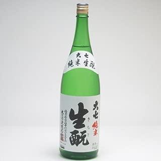 大七酒造 大七 生もと純米酒 1800ml