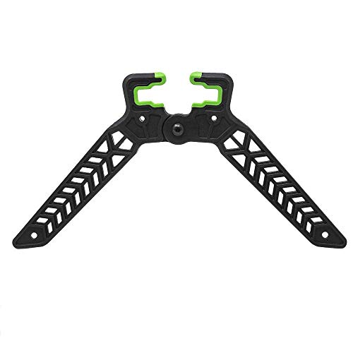 Dead Ringer Bone Collector Bow Feet/Bow Stand | Removable Bi Pod Stand for Added Stability When Archery Hunting