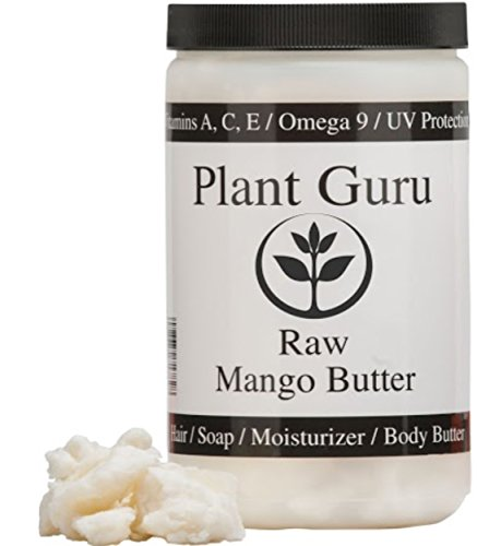 Raw Mango Butter 16 oz / 1 lb 100% Pure Natural For Skin, Face, Hair...