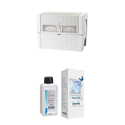 Venta 7045501 Luftwäscher LW 45 weiß/grau + Venta 6328000 Reiniger