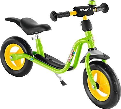 RennMaxe : Laufrad Puky LRM Plus- Kiwi - inkl Sicherheitsband - Kinder Lauflernrad