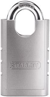 Stanley Hardware S828-160 CD8820 Shrouded Hardened Steel Padlock