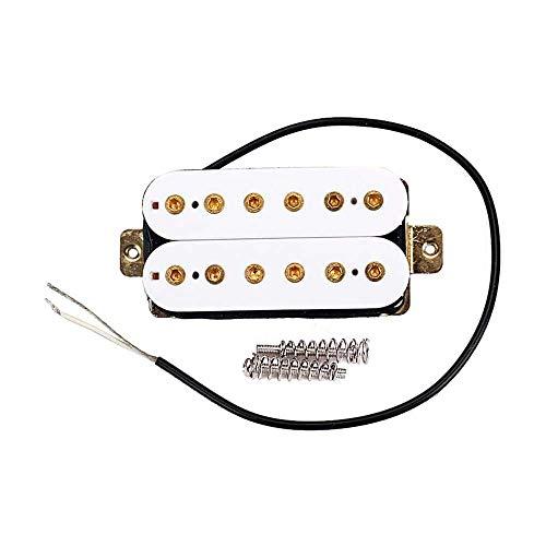 Yuyanshop Pastilla con cable profesional para guitarra eléctrica Fender ST Epiphone SG