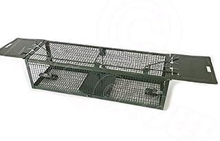 ASC - Ratonera Metal Rata Receptor - Humano No EXTERMINADOR - reutilizable control de Plagas trampa