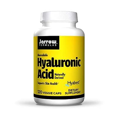 Jarrow Formulas Hyaluronic Acid Multivitamin Capsules, 120-Count