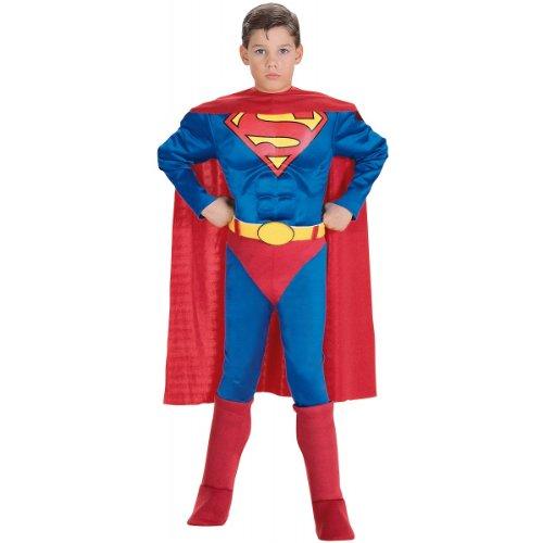 Déguisement de superman pour enfant 5-7 ans