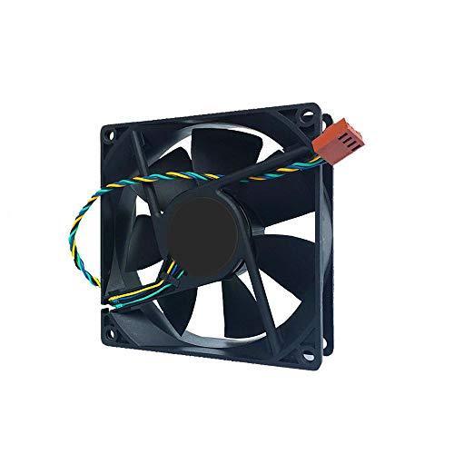 JPVGIA For Delta AFB0912VH = 9 cm AUB0912VH 90mm Ventilador axial 92X92X25.4MM 12V DC 12V 0.60A 9225 de 4 Pines Cable Pwm la CPU del Ordenador Ventiladores de enfriamiento