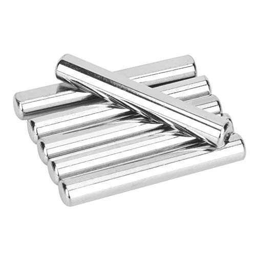 Eje estricto de acero inoxidable, manipulador Robot industrial 6PCS / PACK Material de acero de 40 mm con acero inoxidable 303/304