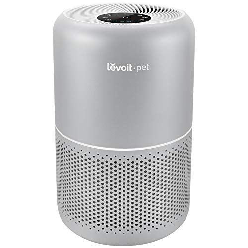 Read About LEVOIT Air Purifier for Home Allergies and Pets Hair, Smokers in Bedroom, True HEPA Filte...