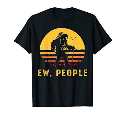 Ew, People | Bigfoot geht Campen | Männer Frauen Kinder