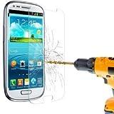 itronik® 9H Hartglas / Panzerglas für Samsung Galaxy S3 Mini i8910 / Bildschirmschutzglas / Tempered / Panzer Glas Bildschirm Schutz Folie / Schutzglas / Echte Glas / Verb&englas / Glasfolie