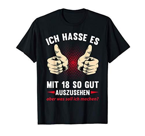 18. Geburtstag 2003 Teenager 18 Jahre Spruch Lustig Geschenk T-Shirt