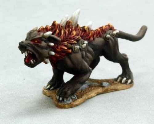 Dark Heaven Legends: Hell Hound by Reaper Miniatures