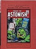 Marvel Masterworks Presents Atlas Era Tales to Astonish 3