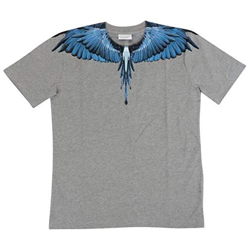 MARCELO BURLON Luxury Fashion Ragazzo 11180010B050 Grigio Cotone T-Shirt | Autunno-Inverno 20