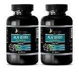 Immune antioxidant Pills - ACAI Berry Complex 1200MG - Immune BOSSTER, Powerful ANTIOXIDANT, HEALHTY Weight Loss - acai Berry Diet Pills - 2B (120 Capsules)