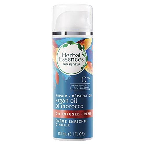 Herbal Essences Bio-Renew Argan Oil of Morocco Oil-Infused Hair Creme, 5.1 Fl Oz