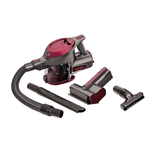 Shark Rocket HV292 Burgundy Handheld Vacuum (Renewed)