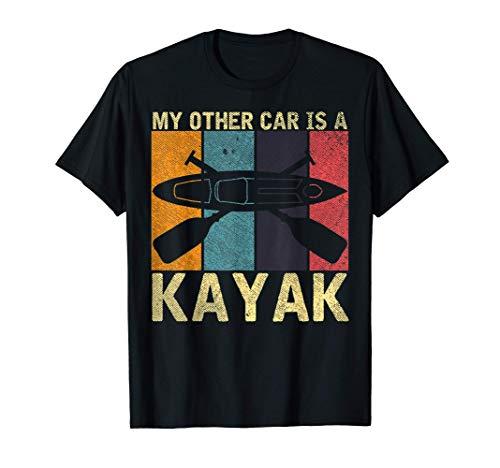 My other car is a Kayak, funny kayaking gift, men, women T-Shirt