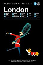London: Monocle Travel Guides by Monocle (Illustrated, 14 Apr 2015) Hardcover