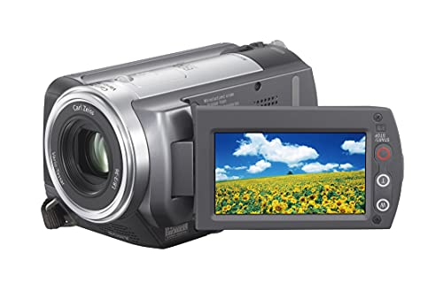 Sony DCR-SR80E 60GB 1MP Hard Disk Drive Handycam with 12x Optical Zoom (PAL)