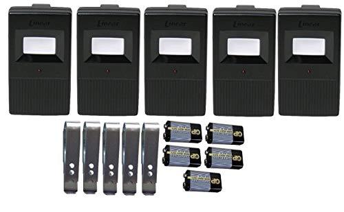 Linéaire multi-code 108210 308302 clonage télécommande de remplacement fob 308301