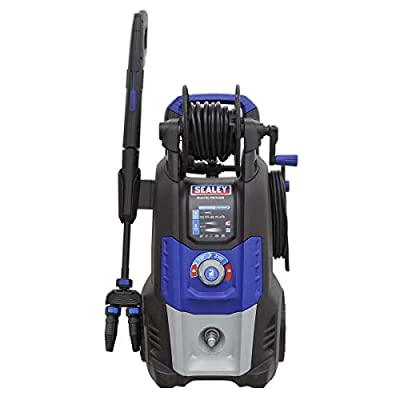 Sealey PWTF2200 150bar 810ltr/hr Pressure Washer Twin Flow 230V by Sealey