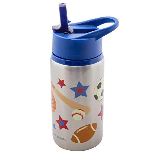Stephen Joseph SJ117591, Sports Acero inoxidable botellas de agua