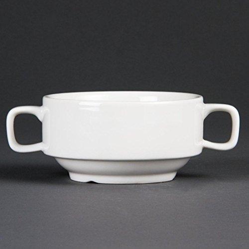Olympia C239 Bol à soupe avec poignées (lot de 6)