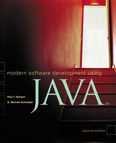 Modern Software Development Using Java