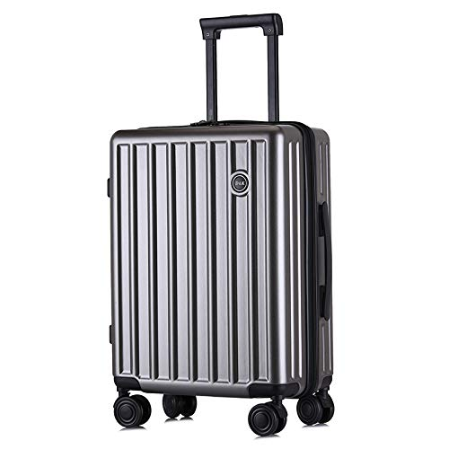 GNNHY Business Travel Boarding Bagage Uitbreidbare Trolley Universele Wiel Mannen En Vrouwen Student Suitcas 20 Inch / 24 Inch / 28 Inch Password Koffer