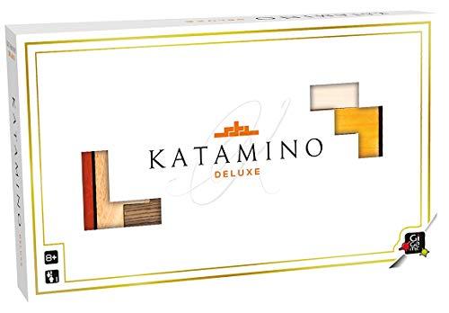 ギガミック Gigamic カタミノ デラックス 木製パズル 脳トレ 知育玩具 Katamino DLX GZKL 3421271302025 おもちゃ 子供 ボードゲーム