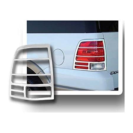 All Sales V22180C Bezel Tail Light Cover