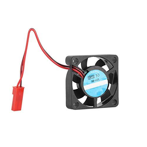 Socobeta Ventilador de refrigeración Enfriador Estable Durable para Impresora 3D