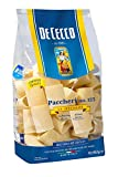 De Cecco Semolina Pasta, Paccheri No.125, 1 LB