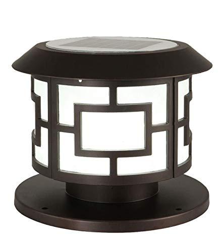 PSOU Wandlamp- kolom schijnwerper Eenvoudige zon pillar-licht wand-licht-deur-paal-licht tuinlicht buitenshuis helder huishouden waterdichte straatlantaarn deur licht Multi Size Optioneel maat Kl