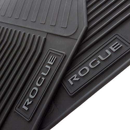 Floor Mats for Nissan Rogue OEM Genuine All Weather Heavy Duty 2014 2015 2016 2017 2018 2019 product image