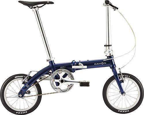 ダホン(DAHON) Dove Plus シングルスピード 折りたたみ自転車 19DOPLNV00 グランドネイビー