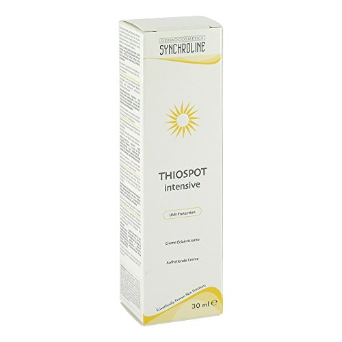 Synchroline Thiospot Intensive - Crema Depigmentante, 30 ml