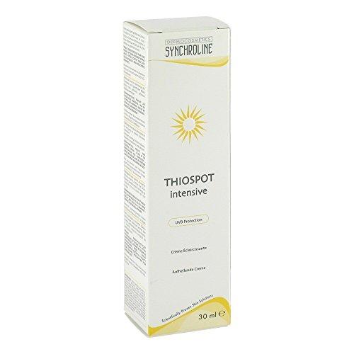 Thiospot Intensive Cream 30ml for Skin Pigmentation Marks