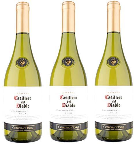 Cassa da 3 o 6 Bottiglie Casillero del Diablo Reserva -Concha y Toro- 75 cl 13.5% (3)