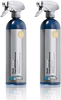 2 Stück Koch Chemie Insect&DirtRemover Insekten- & Schmutzentferner je 750 ml Insektenentferner