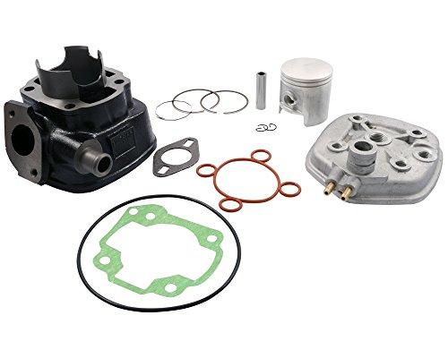 Zylinder Kit 70ccm 2EXTREME Sport für SACHS Speedjet RS 50cc, YAMAHA Aerox, Jog RR, ROLLER