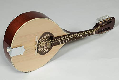 Muzikkon Portoghese Mandolino 1