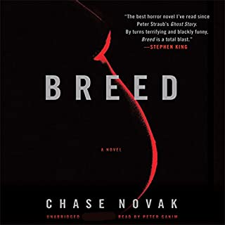 Breed audiobook cover art